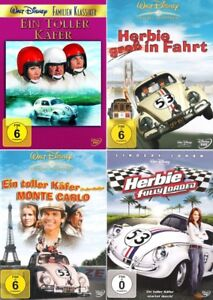 Herbie - Collection:  Ein toller Käfer + Fully Loaded                4-DVD   111