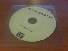 CDs PROMO BELLE & SEBASTIAN WRITE ABOUT LOVE UNA TRACCIA