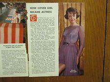 June 7, 1964 Detroit News TV Mag(CLAIRE  GRISWOLD/CLINT  EASTWOOD/DONNA  DOUGLAS