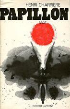 Henri Charrière = PAPILLON 1a ed.