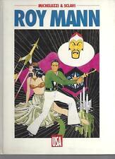ROY MANN      MICHELUZZI  /   SCLAVI      edt  COMICS USA