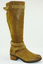 UGG LADIES DISTRESSED BROWN SUEDE LEATHER TALL BOOTS SIZE UK 3.5 / US 5 / EU 36