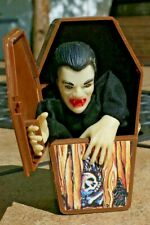 Vintage Rare '80 Remco Dracula Monster At Home Puppet NM Universal Monsters