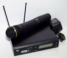 Electro-Voice RE2 with Handhel ND767a Wireless Mic System in excellent condition