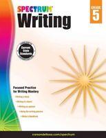 Spectrum Writing, Grade 5, Paperback by Spectrum (COR), Brand New, Free shipp...