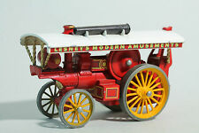 1958 Matchbox Yester Year - No 9 Fowler Showman's Engine - Lesney Prod.