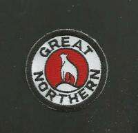 GREAT NORTHERN   RAILROAD PATCH 2    ""