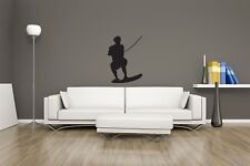 Huge Wakeboard Vinyl Sticker Decal / Wall Art / Bedroom / Man Cave