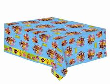 Moshi Monsters Plastic table cover (138 x 183cm) for a party