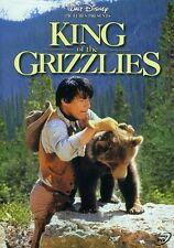 King of the Grizzlies (2002, DVD NEW)