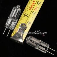 20x G4 Halogen Lampen Stiftsockellampe 20W 12V G 4 Fassung Sockel neu
