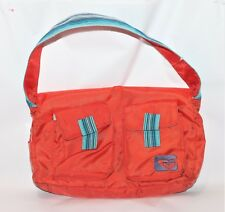 QUICKSILVER Brand Red Outdoors Hangbag LIKE NEW