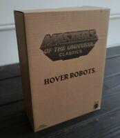 MOTU Classics - Hover Robots - MISB Mattel - Masters of the Universe