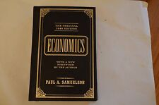 Economics: The Original 1948 Edition, 1948 By Paul A. Samuelson