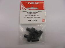 Robbe S5078 Kufenverbinder D5/6 x 18 mm 4Stk./Packung