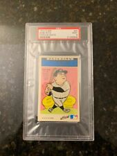 1972 Fleer Famous Feats #20 BABE RUTH.............PSA 9 MINT!