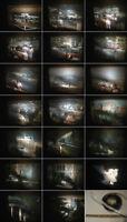 8 mm Film-Privat 1979-Frankreich Villefranche Ortschaft.Antique Film