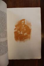 G. Darboux Figures Contemporaines Mariani Biographie 1911 1/25 ex. Rare !