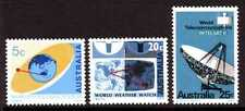 Australia Sc 431-33 Communications Vf Mnh Set