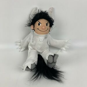 """Where The Wild Things Are """"Max"""" Plush Toy Vintage Maurice Sendak 1980"""