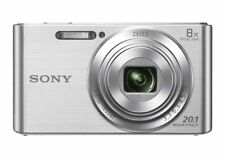 Silver 20.1 MP Digital Camera with 2.7-Inch LCD, 20.1 Megapixel, 8x Zoom 720p