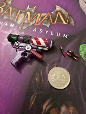 Hot Toys Batman Arkham Asylum VGM27 Joker injecteur Gun loose échelle 1/6th