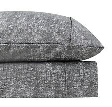 NEW Sienna Living Soft Brushed Thermal Flannelette Sheet Set Marle Night Sky