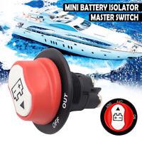 200A Car Motorcycle Knob Marine Boat Battery Isolator Cut Off Kill Switch
