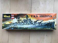 Revell U.S.S. ARIZONA Battleship Bausatz H-348