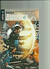 Harbinger Renegades Trade Paperback Graphic Novel Valiant Comics