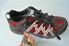 High Colorado Freizeit Trekking Schuhe in rot kombiniert Gr. 37 + 42 + 44