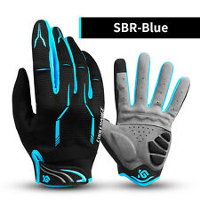 Outdoor Cycling Gloves MTB Bicycle Motorcycle Full Finger Touch Screen Glove XL