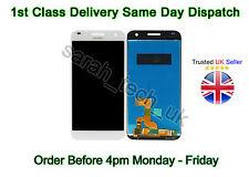 NUOVO Huawei Ascend G7 g7-l01 g7-l03 TOUCH DIGITIZER SCHERMO LCD Bianco Assemblaggio