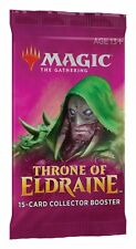 Throne of Eldraine Collector Booster Pack x3 English Sealed Magic the Gathering