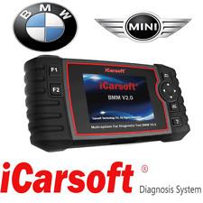LATEST iCarsoft BMM V2.0 - BMW MINI Multi System Diagnostic Fault Scanner Tool