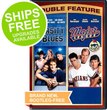 Varsity Blues / Major League Double Feature (DVD, 2013) NEW, Sheen, Van Der Beek