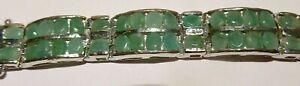 Natural Emerald Bracelet - AMAZINGLY GORGEOUS appraised @ $ 4,990.00