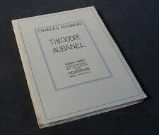 Théodore Aubanel / Charles MAURRAS / 1927 / Éd. Originale N°64 sur total 325 exp