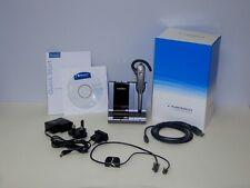 Plantronics Savi Office WO100/A Wireless Convertible Headset System Tested O.K.