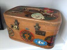Mid Century Modern German Belgium Luggage Decour Belber Neolite WOW