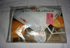 """Bucilla Special Edition """"Bountiful Fruit"""" Stamped Tablecloth 64984 - 52"""" x 70"""""""