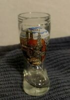 vintage boot shaped shot glass- Munchen Germany