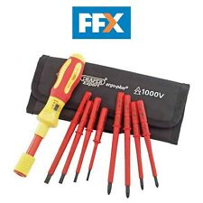 Draper 965T/9 9 Piece Ergo Plus VDE Torque Screwdriver Set