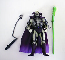 Masters of the Universe Classics MOTUC Scare Glow Skeletor he man complete toy