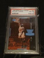 Michael Jordan 1998 Upper Deck Forces #F1 PSA 8 NMMT Chicago Bulls Hof
