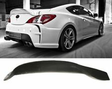 FOR 10-16 HYUNDAI GENESIS COUPE 2DR TRUNK LID SPOILER WING UNPAINTED URTHANE