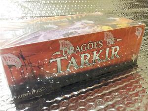 PORTUGUESE Magic MTG Dragons of Tarkir DTK Sealed Booster Pack Box The Gathering