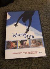New Sealed! Waking Life (Dvd 2002) Rare Oop Richard Linklater