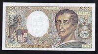 FRANCE ----- 200  FRANCS  1990 ------ XF+ -------