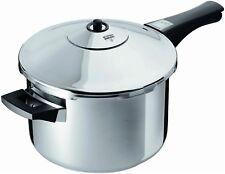 Kuhn Rikon Long Handled Pressure Cooker 5 Quart Braiser